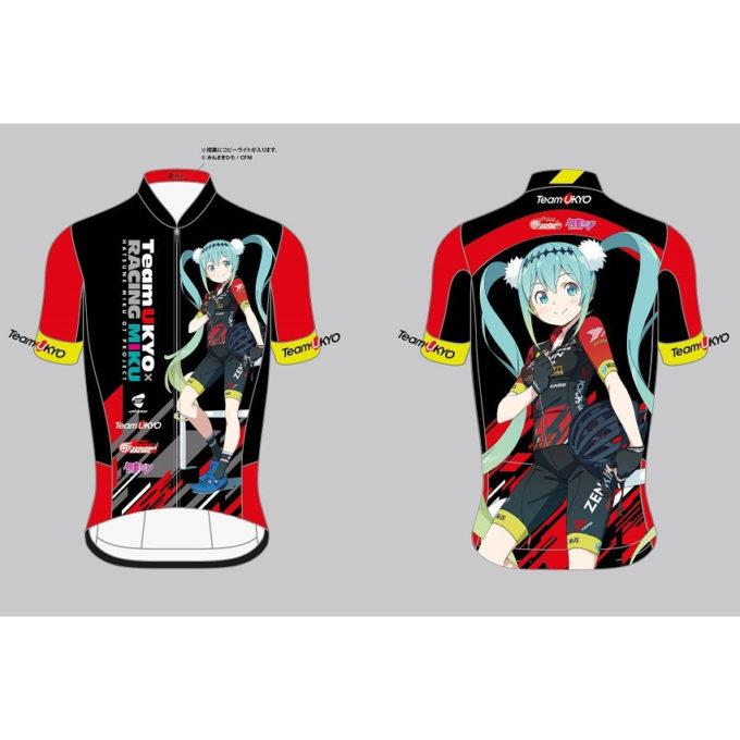 レーシングミク 2018 TeamUKYO