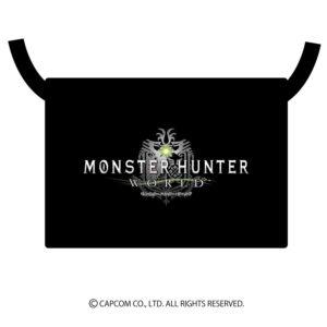 サコッシュ モンスターハンター:ワールド MHW 五匹の竜